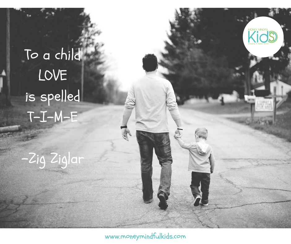 Love is TIME - Zig Ziglar