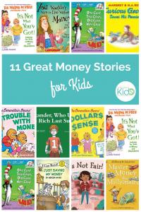 Kids Money Stories
