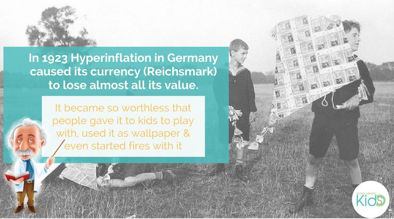 Hyperinflation Reichsmark