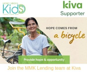 Money Mindful Kids Kiva Lending Team