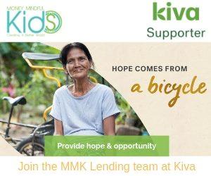 Money Mindful Kids Kiva Lending Team