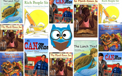 5 Picture Books for Understanding Poverty & Homelessness