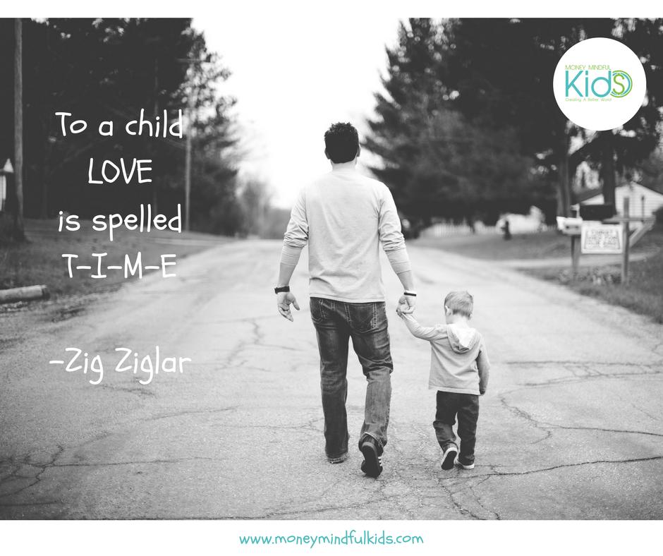 Love is TIME - Zig Ziglar