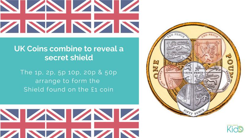 UK Coin shield
